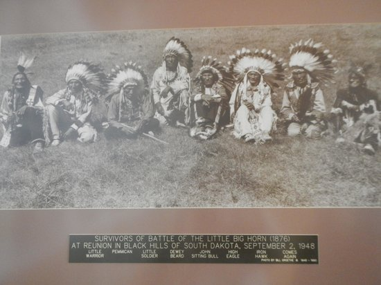 Native American Educational and Cultural Center: the Chiefs
