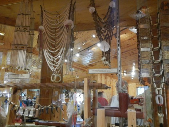 Native American Educational and Cultural Center: artifacts