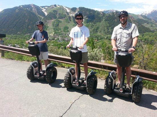 Segway Aspen
