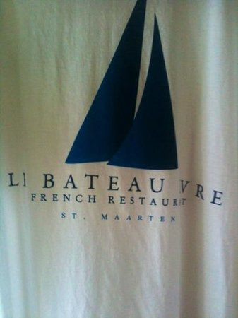 Le Bateau Ivre: logo