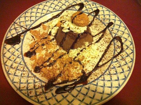 BRUSCHETTA RISTORANTE ITALIANO: Bonet di Cioccolato