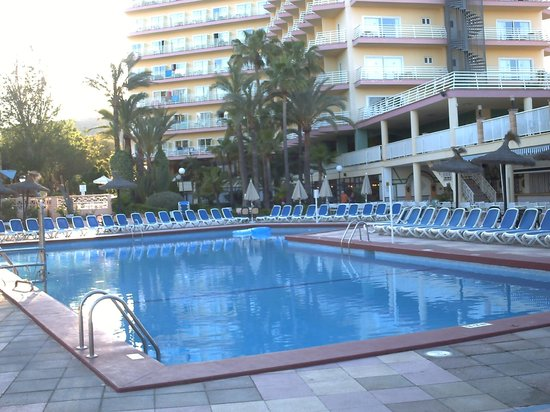 Globales Palmanova: Pool area