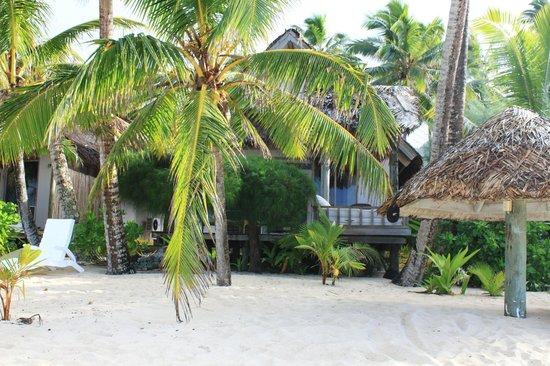 Little Polynesian Resort: room