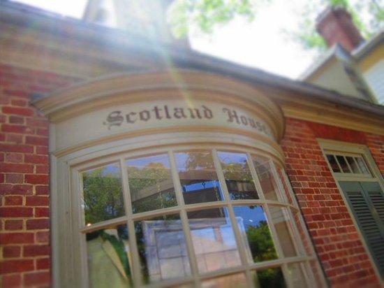 Merchants Square: Scotland House