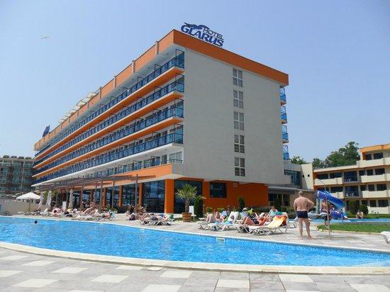 Hotel Glarus Sunny Beach Bulgarien