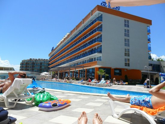 Hotel Glarus Beach Sunny Beach