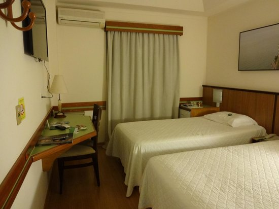Hotel Bella Italia: Vista interna da suite