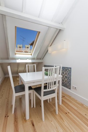 Casas da Baixa - Jules & Madeleine : Superior One-Bedroom Apartment (4 Adults)