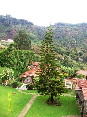 Hill Country Kodaikanal: a part of the hotel