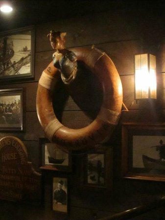 The Whaling Company: Figurehead