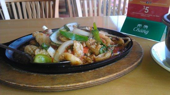 Red Corner Asia: Spicy Thai Basil