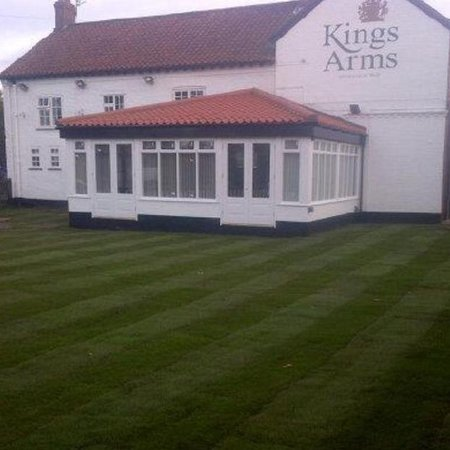 Selby, UK: Kings Arms, North Duffield