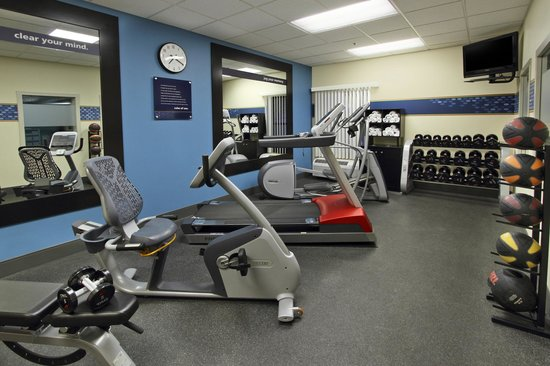 Hampton Inn Jasper : Fitness Center