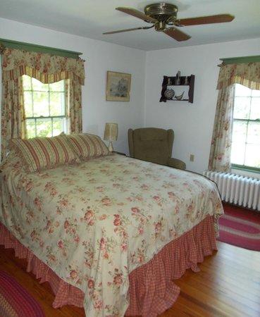 Enfield House B & B : Rose Room