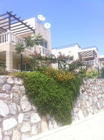 Bodrum Turquoise Homes: Garden of Amber 5, lovely appartment overlooking Lake Tuzla