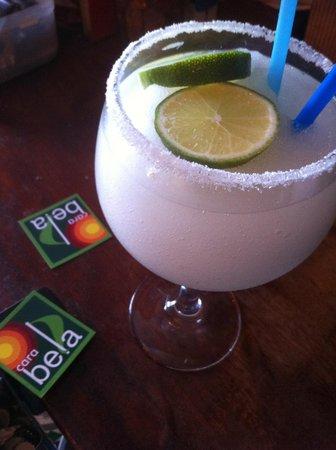 Carabela Cafe: Best Margaritas in Town!
