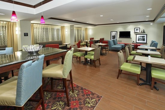 Hampton Inn Jasper : Dining area