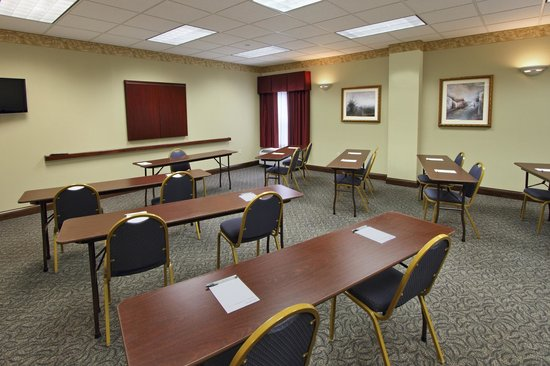 Hampton Inn Jasper : Meeting room