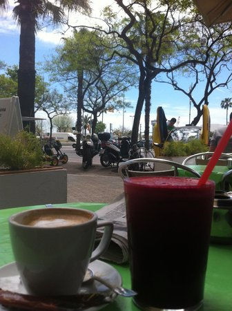 Carabela Cafe: The perfect combination to start the day!