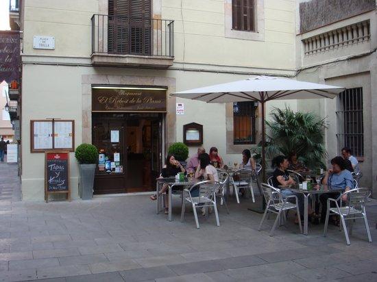 Restaurante El Rebost de la Plana: Restaurante
