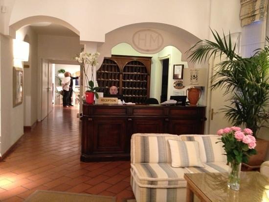 Hotel Maracaibo: Il ricevimento