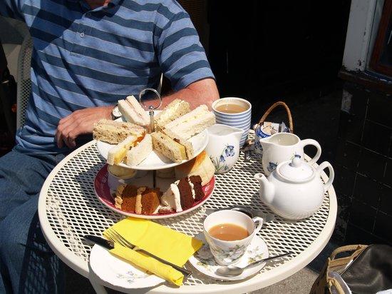 Burridge's Cafe Tearooms: Yummy!!