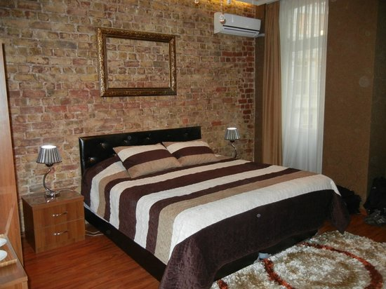 TreSuites Istanbul: Bedroom