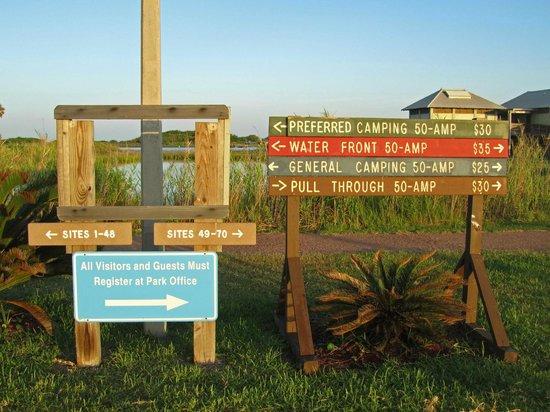 Matagorda Bay Nature Park Hotels