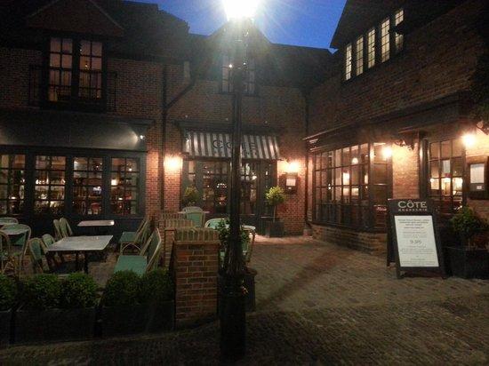 Cote Brasserie - Farnham: the cote