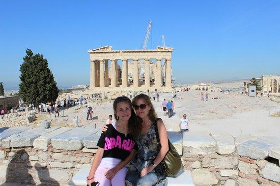 Hotel Honorata: Афины,Акрополь