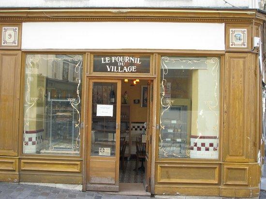 Le Fournil du Village: Frente do estabelecimento