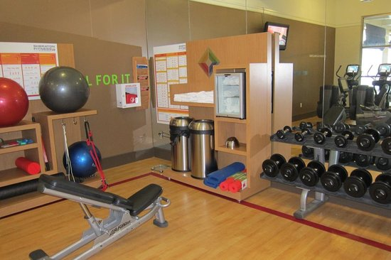 Sheraton Jacksonville: exercise room