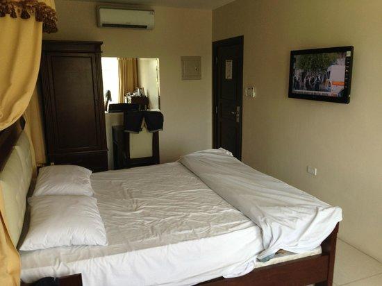 Devera Hotel : Junior Executive Room