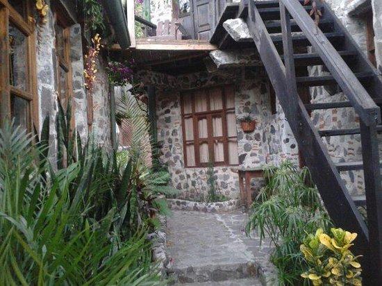 Posada Schumann: Habitaciones