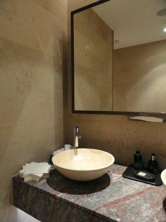 Hotel Villa Honegg : WC TOPP !!