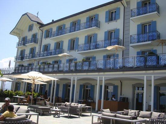 Hotel Villa Honegg : HONEGG hotel