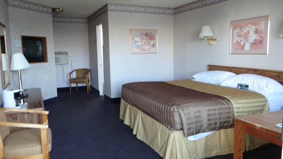 Travelodge Page: la chambre
