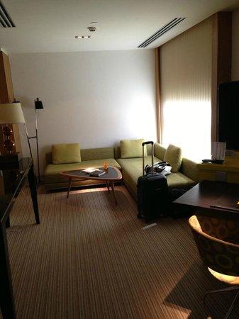 Alfonso Hotel: detalle de la habitación