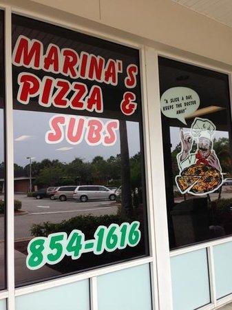Marina's Pizza