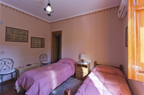 Benfratelli B&B : Stanza Rosa