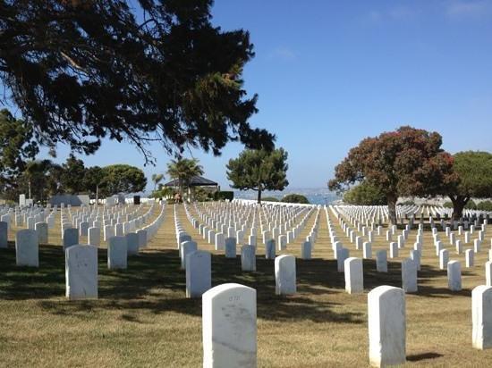 Fort Rosecrans Cemetery Photo