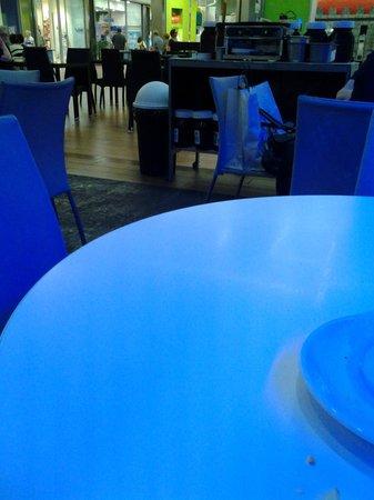 Nero Caffe: tavolo