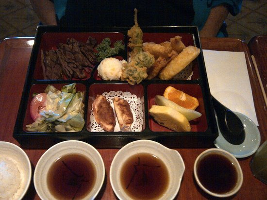 Sushi of Naples: Dinner Special Box