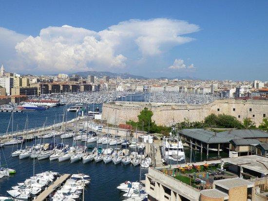 Sofitel Marseille Vieux-Port: Vue Chambre 533