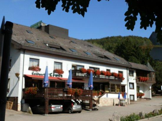 Loewen: Terrasse