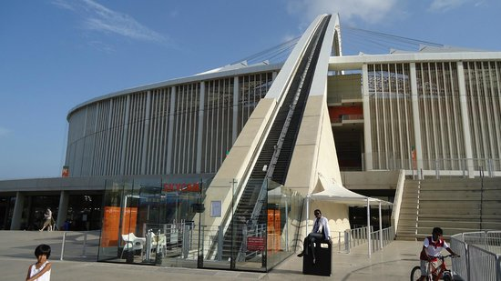 Hilton Durban: Attraction near Hotel