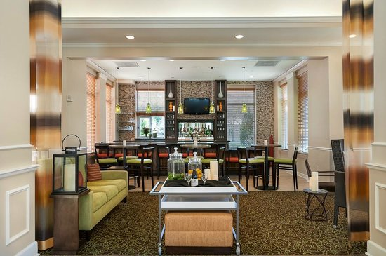 Hilton Garden Inn Tampa Ybor Historic District: Pavilion Lounge