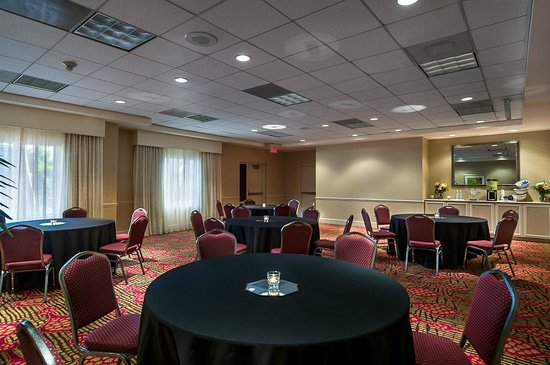 Hilton Garden Inn Tampa Ybor Historic District: Manteiga Meeting Room