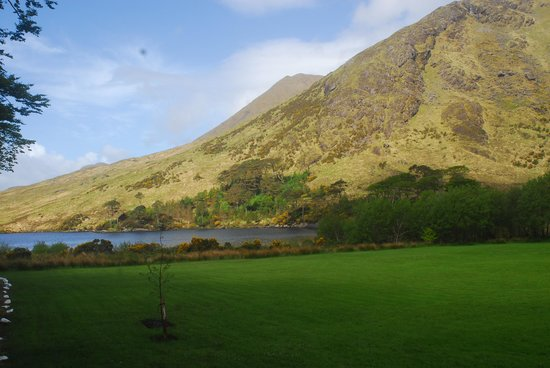 Delphi Lodge Country House Hotel: The View