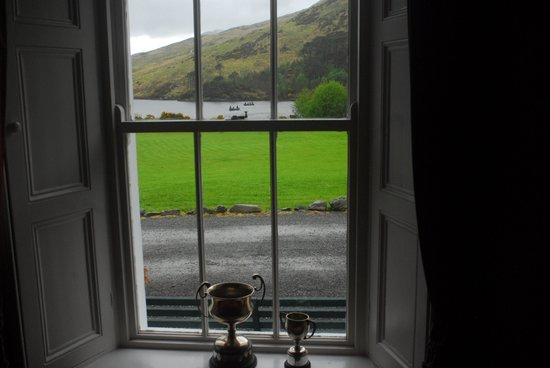 Delphi Lodge Country House Hotel: View